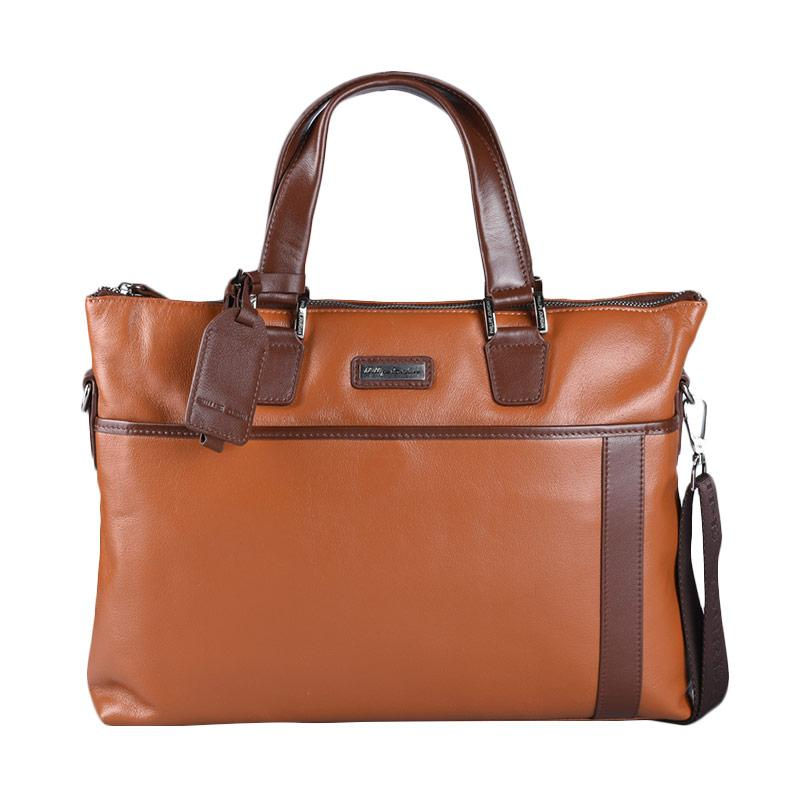 harga Phillipe Jourdan IWM 1015012 Douglas Briefcase Tas Selempang - Coklat Blibli.com