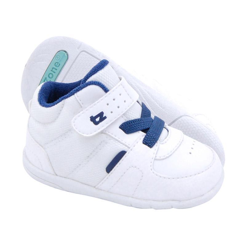 Toezone Kids Bradley Sport Fs Sepatu Anak Laki-laki - White Navy