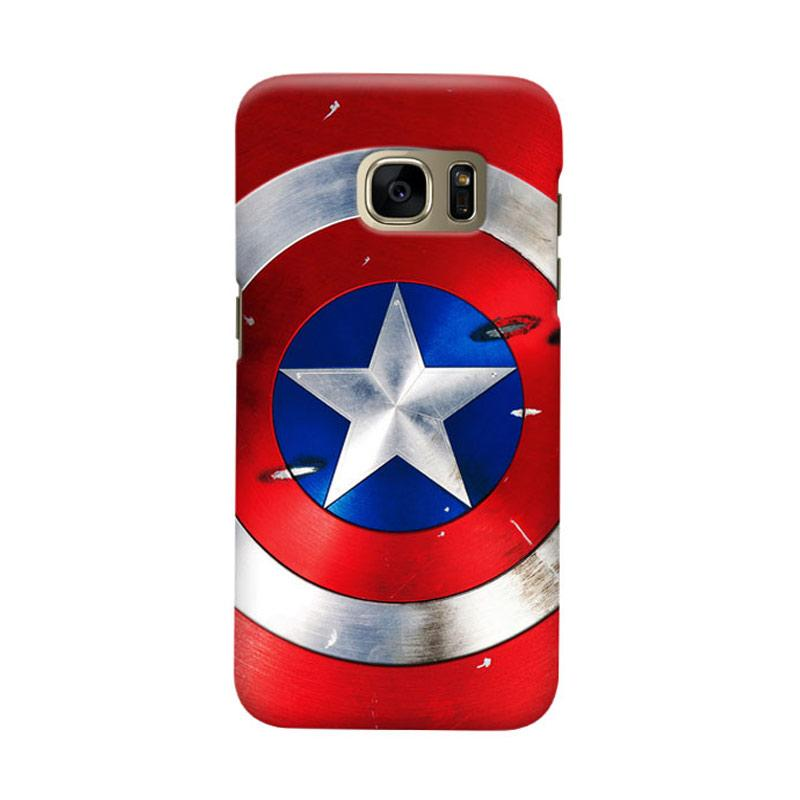 Indocustomcase Shield Cover Casing for Samsung Galaxy S6