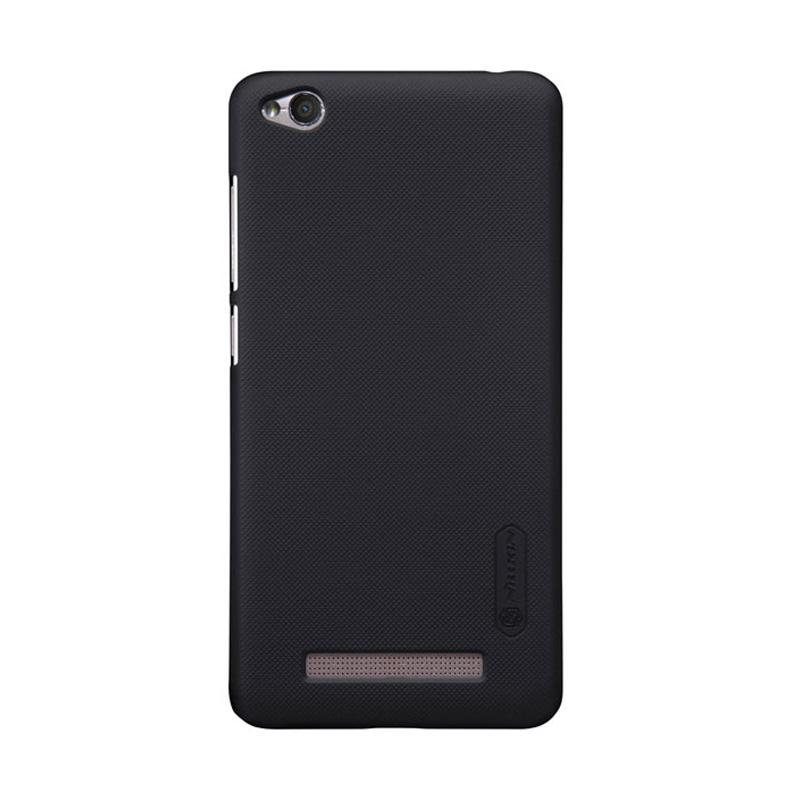 Nillkin Original Super Shield Hardcase Casing for Xiaomi Redmi 4A - Black [1 mm]