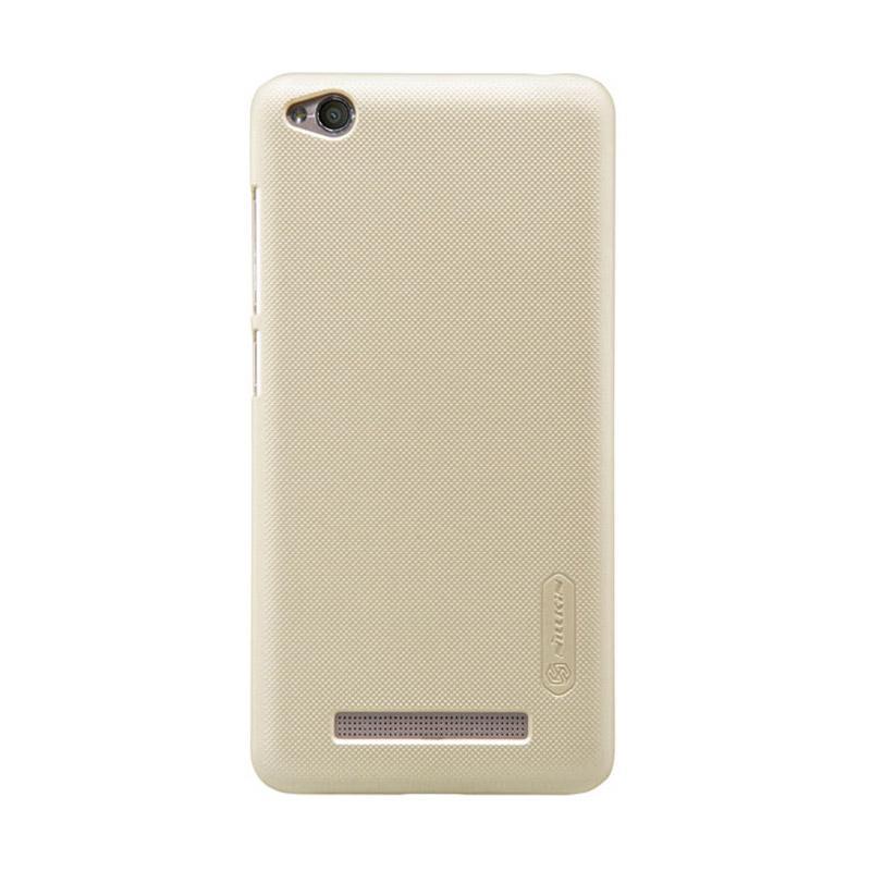 Nillkin Original Super Shield Hardcase Casing for Xiaomi Redmi 4A - Gold [1 mm]