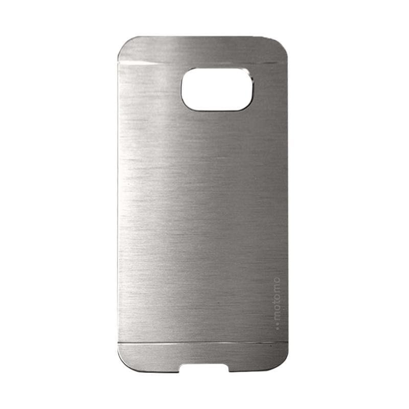 Motomo Metal Hardcase Backcase Casing for Samsung Galaxy S6 or G920 - Silver