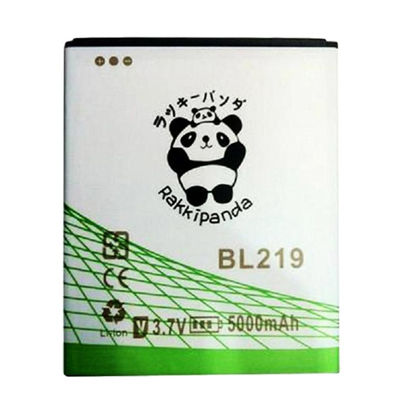 RAKKIPANDA BL-219 Double Power and IC Protection Baterai for Lenovo A880/A889/A916