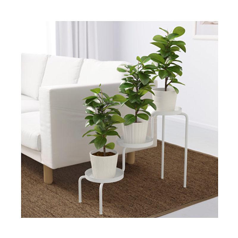 Ikea Dudukan Pot Bunga