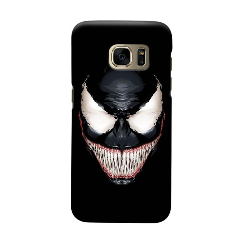 Indocustomcase Venom Cover Casing for Samsung Galaxy S6