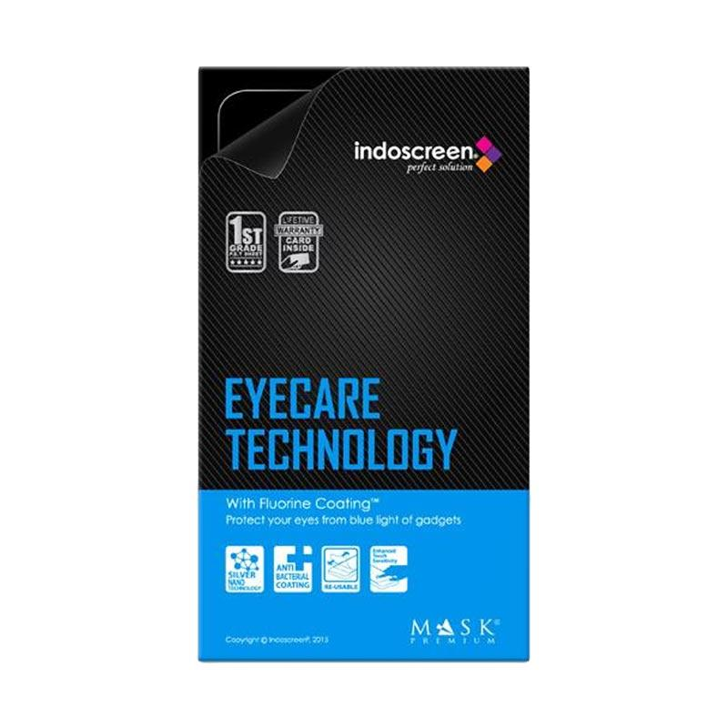 Indoscreen Mask Premium FC Anti Gores Screen Protector for Samsung Galaxy J7 Prime - Clear