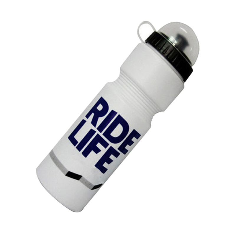 Universal Ride Giant Ride Life Botol Minum - White [750 mL]