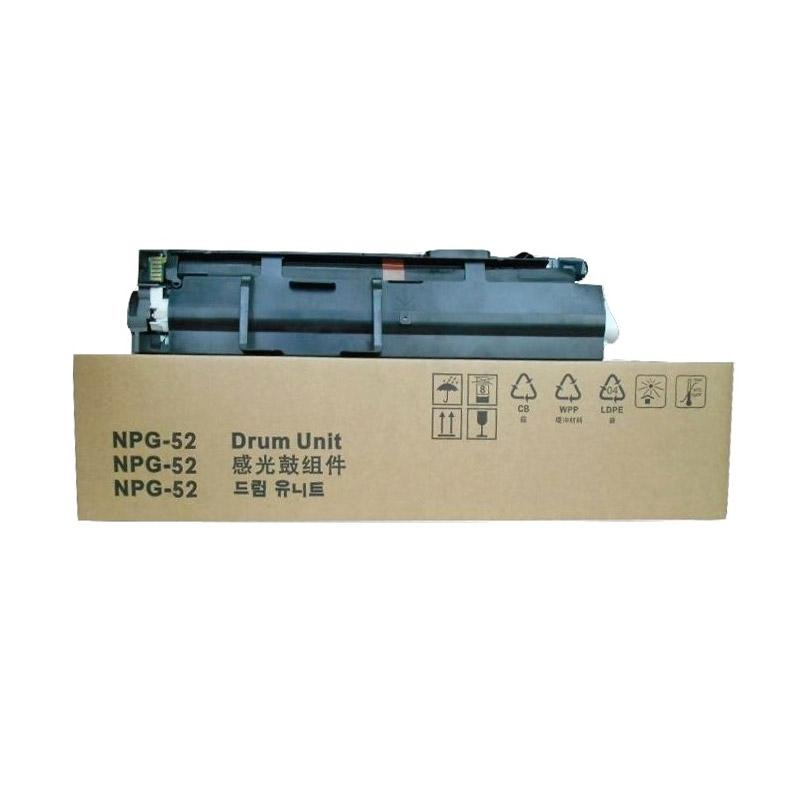 Canon Drum NPG 52 Original for Mechine Fotocopy IR ADV C2020/C2020H/C2025H/C2030H/C2220L/C2220/C2225/C2230 - Black