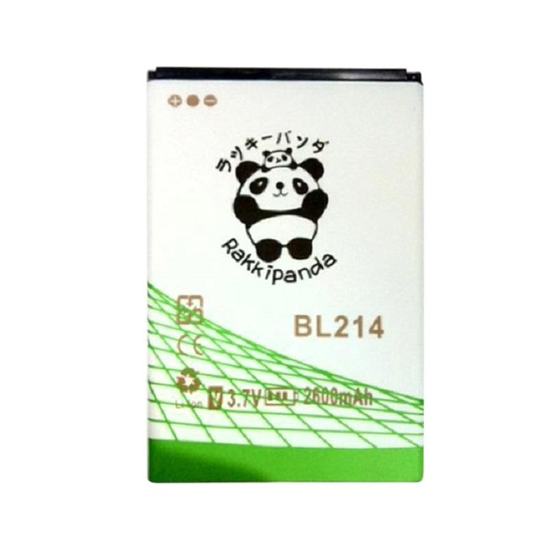 RAKKIPANDA Double Power & IC Battery for Lenovo A Series BL-214 [A316/A269i/A369i/A369/A66/A276]