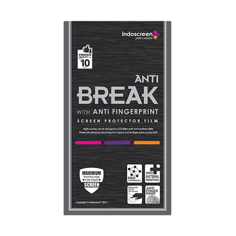 Indoscreen Anti Break Screen Protector for Blackberry Aurora - Clear