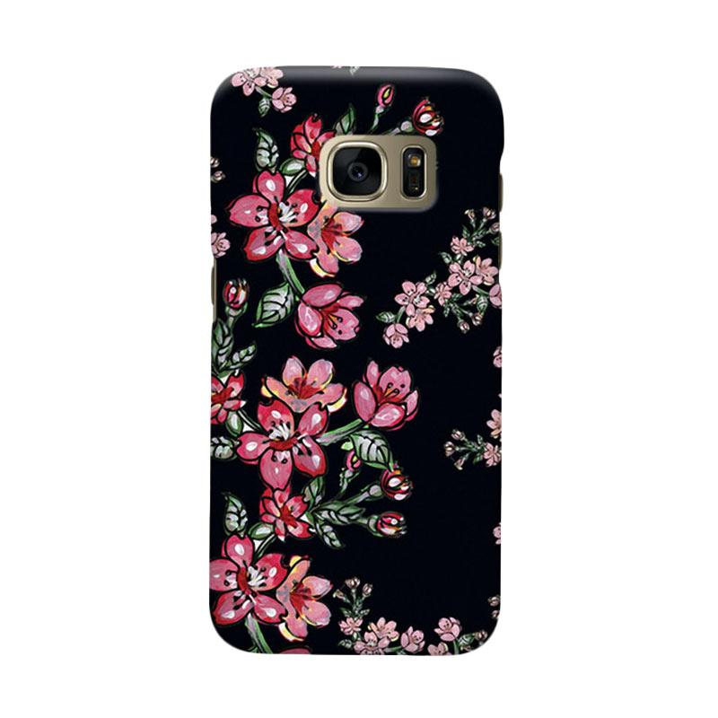 Indocustomcase Hana Cover Casing for Samsung Galaxy S6 Edge