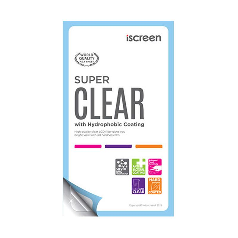 Indocreen iScreen Anti Gores Screen Protector for Andromax L - Clear