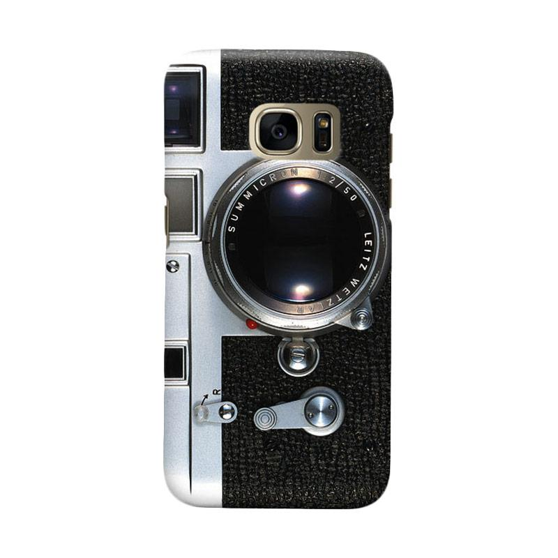 Indocustomcase Camera M3 Cover Casing For Samsung Galaxy S6