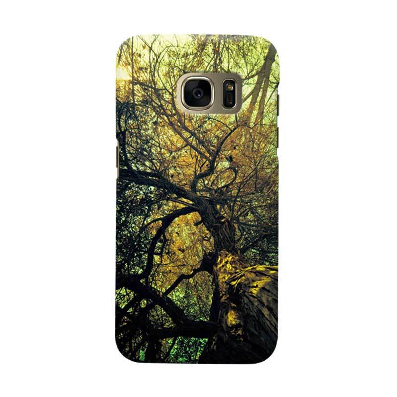 Indocustomcase Tribal Cover Casing for Samsung Galaxy S6