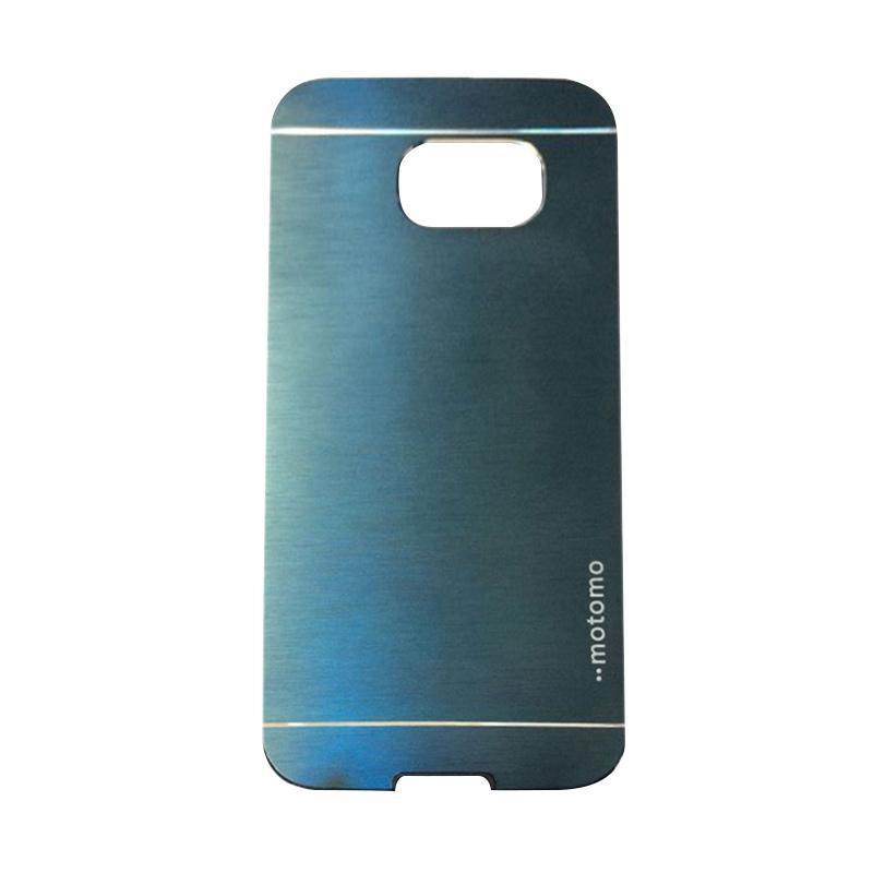 Motomo Metal Hardcase Backcase Casing for Samsung Galaxy S6 or G920 - Dark Blue