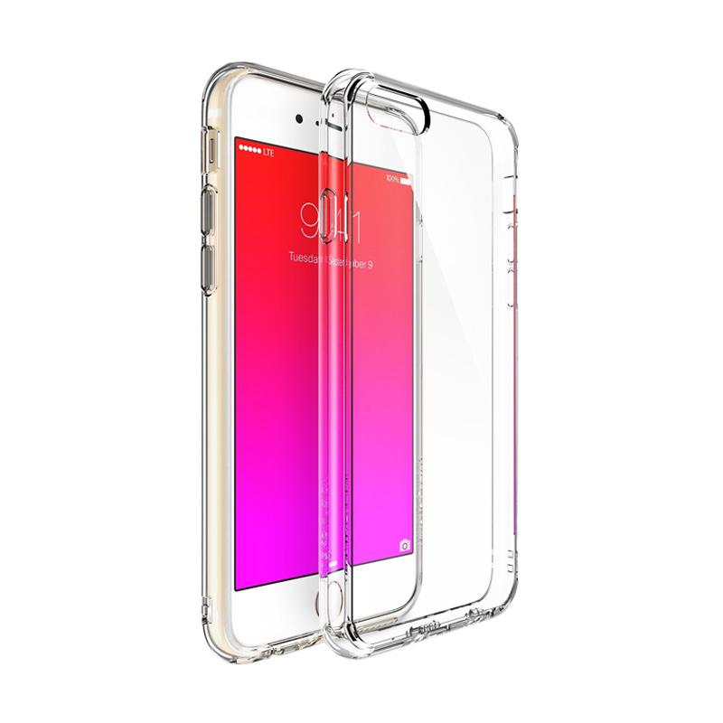 Rearth Ringke Fusion Casing for iPhone 6 Plus or 6s Plus - Crystal View