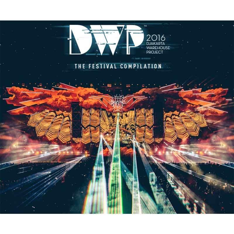 Universal Music Indonesia DWP 2016 Various Artist CD Musik