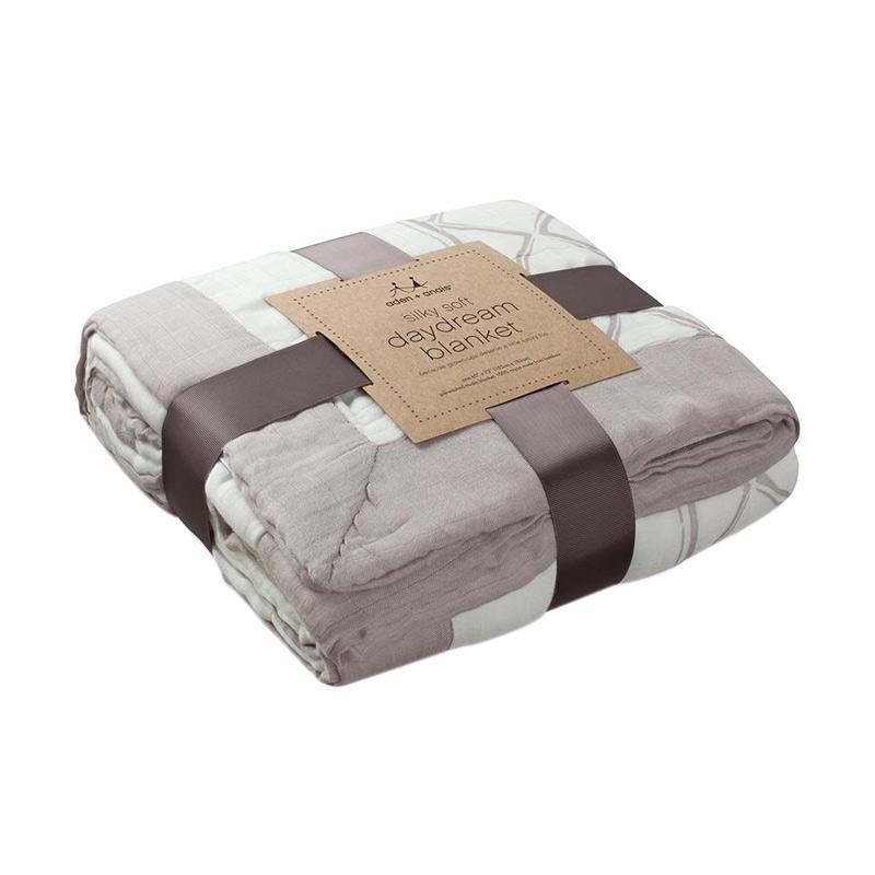 Aden+anais Silky Soft Daydream Blanket Selimut Ibu dan Anak - Latticework