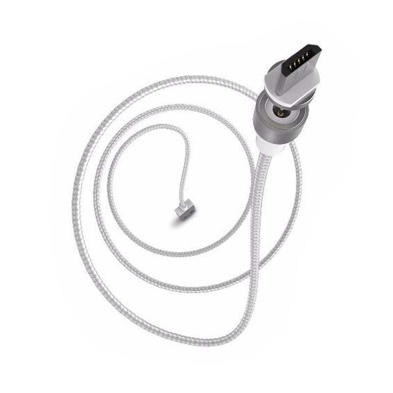 harga WSKEN X-cable Round Magnetic Charger Cable for Micro USB or Apple Lightning Blibli.com