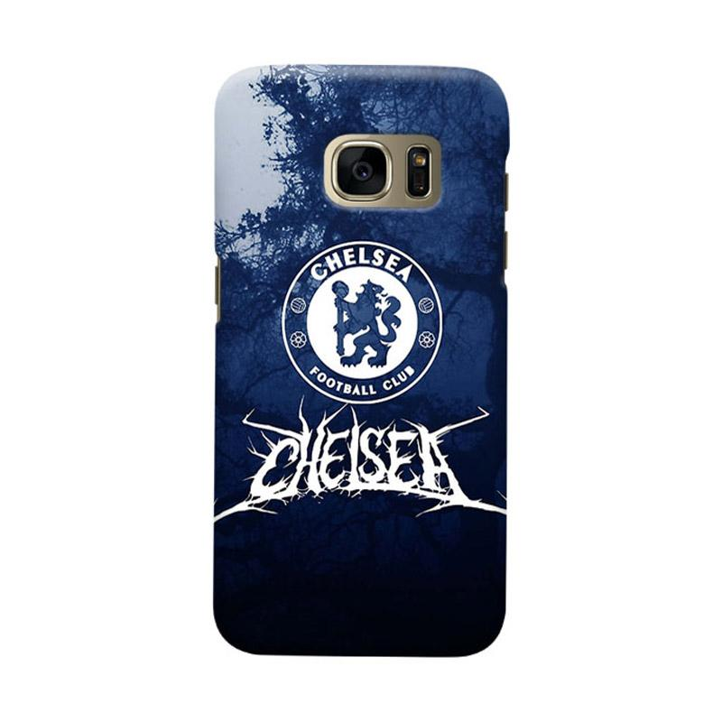 Indocustomcase Chelsea FC CFC05 Cover Casing for Samsung Galaxy S7