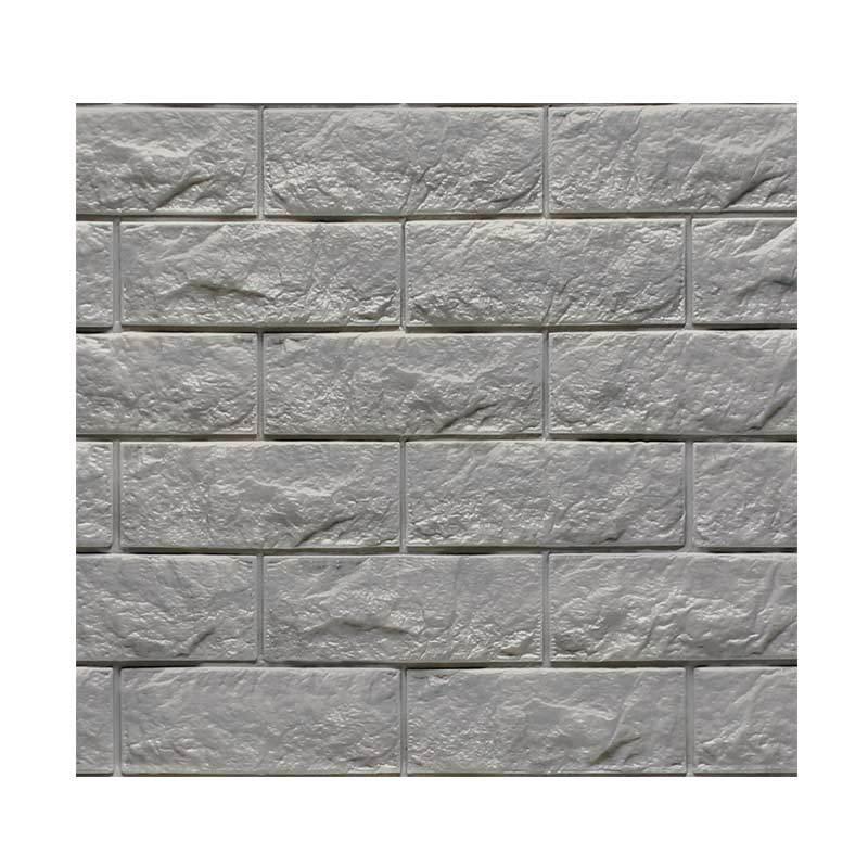 Hyundae Fixpix SDB 26503 Fix Brick 3D Wallpaper Dekorasi Dinding [100 x 45 cm]