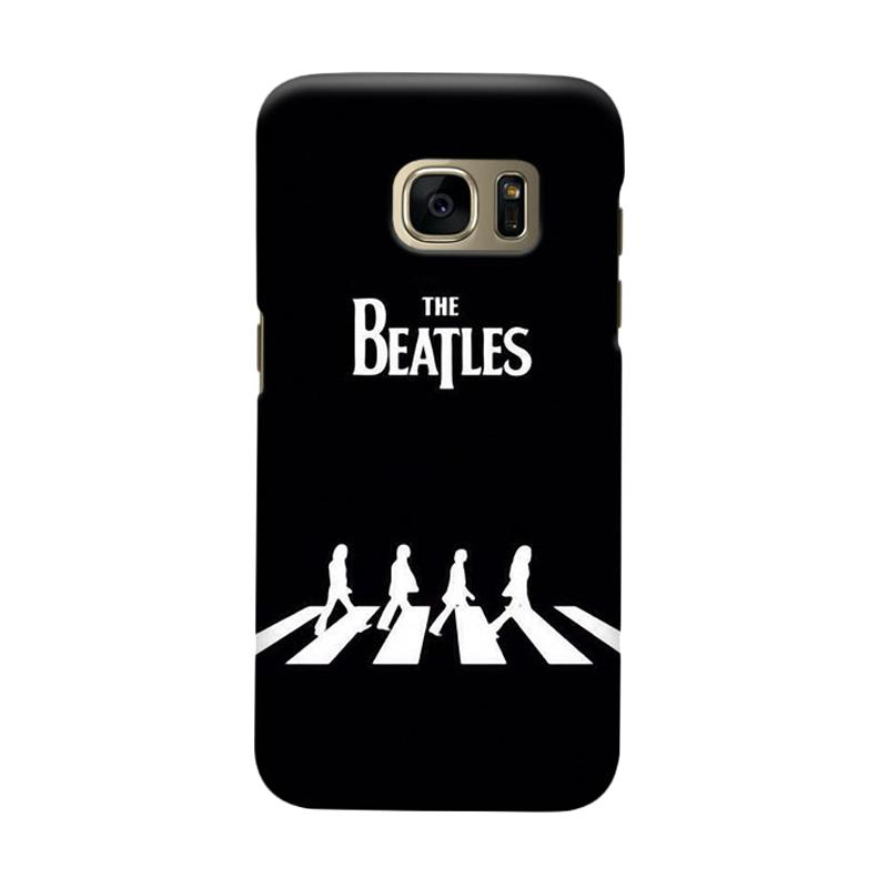 Indocustomcase Beatles Cover Casing for Samsung Galaxy S6