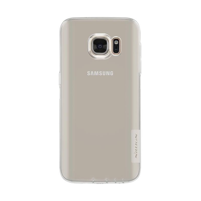 Nillkin Nature Ultrathin Original Casing for Samsung Galaxy S7 Edge - Clear [0.6 mm]