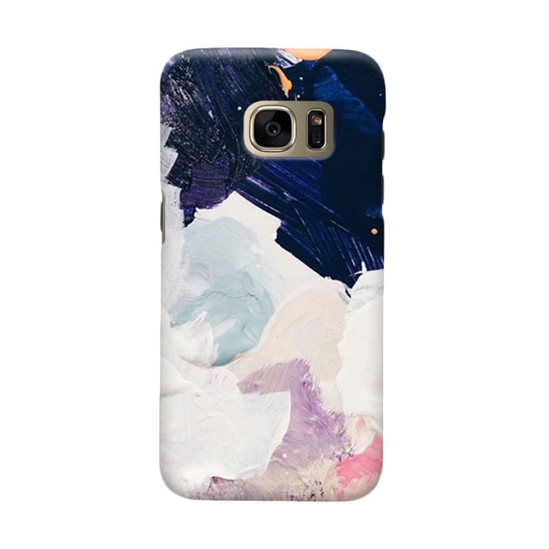 Indocustomcase Rue Casing for Samsung Galaxy S6 Edge