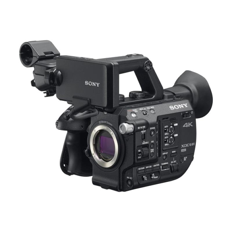 Sony Professional PXW-FS5 4K XDCAM Super 35 Camera System [Body Only] - Black + Free Screen Guard Extra diskon 7% setiap hari Extra diskon 5% setiap hari Citibank – lebih hemat 10%
