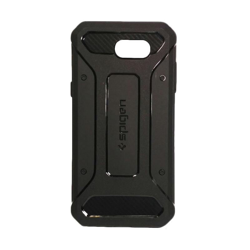 Spigen Rugged Capsule Casing for Samsung Galaxy J7 Prime or On7 2016 - Hitam