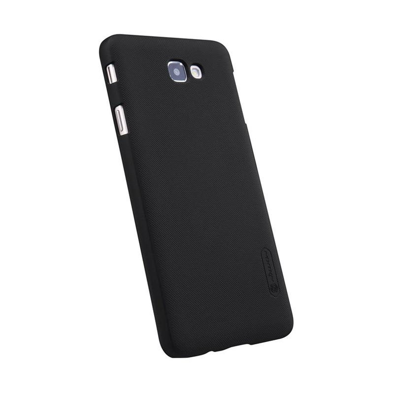 Jual Nillkin Frosted Hardcase Cover Casing for Samsung Galaxy J5 Prime - Hitam Online - Harga