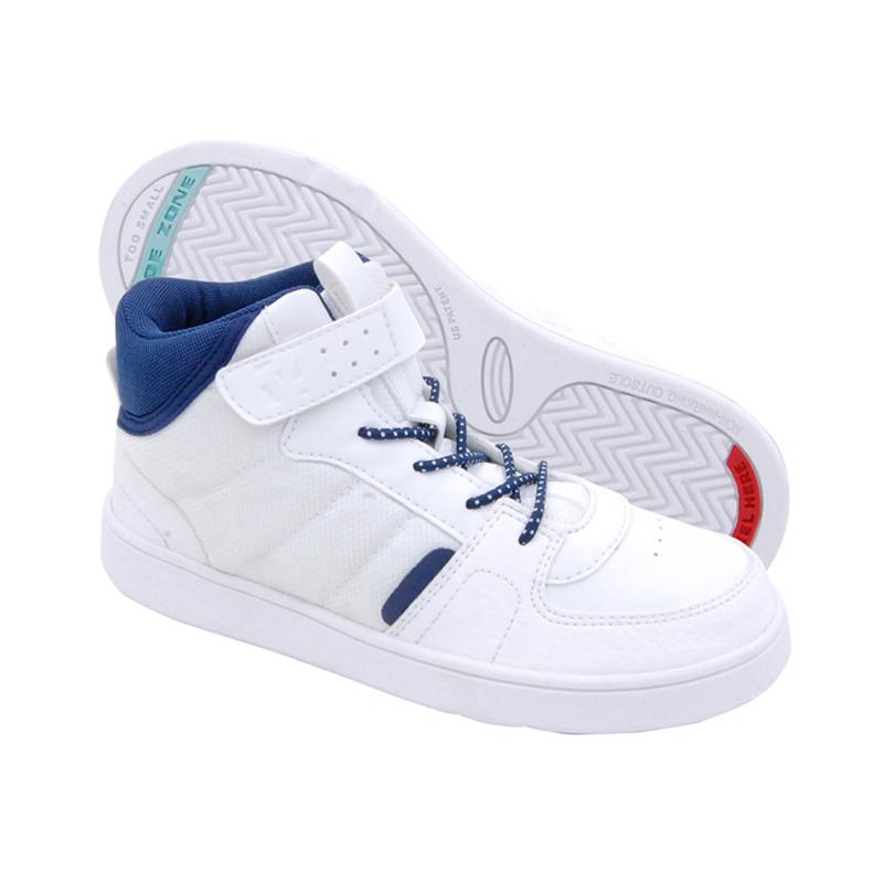 Toezone Kids Bradley Sport Yt Sepatu Anak Laki laki - White Navy