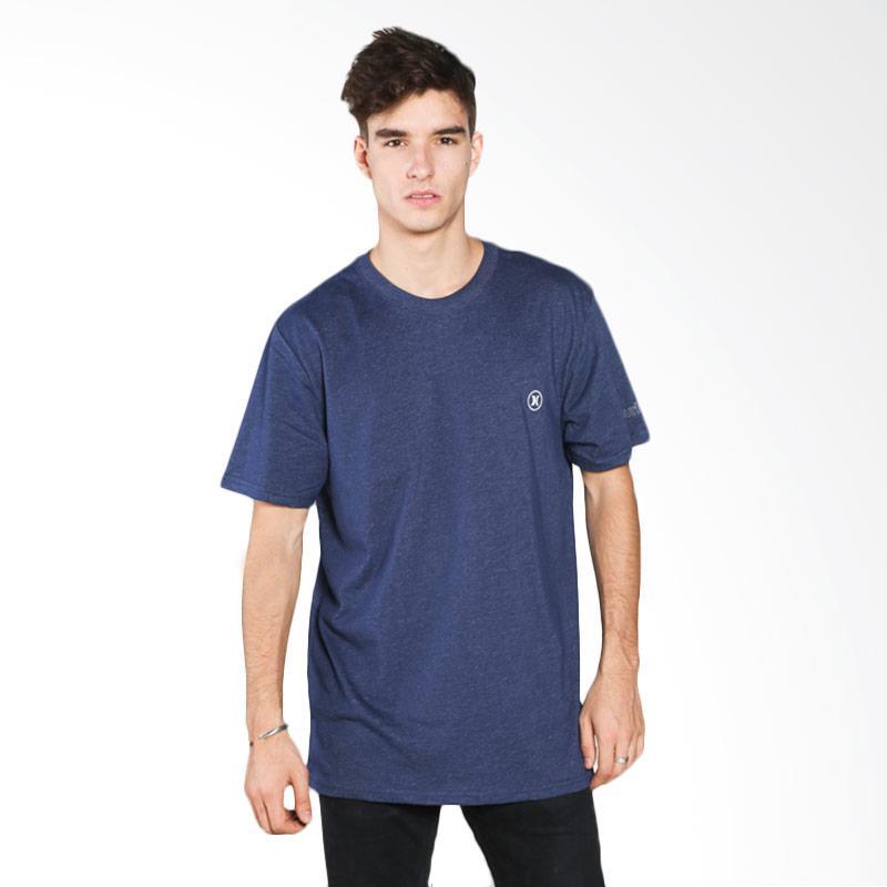 Hurley AMTSOSDF-H44B O&O Outline Sport T-shirt - Heather Midnight Navy Extra diskon 7% setiap hari Extra diskon 5% setiap hari Citibank – lebih hemat 10%