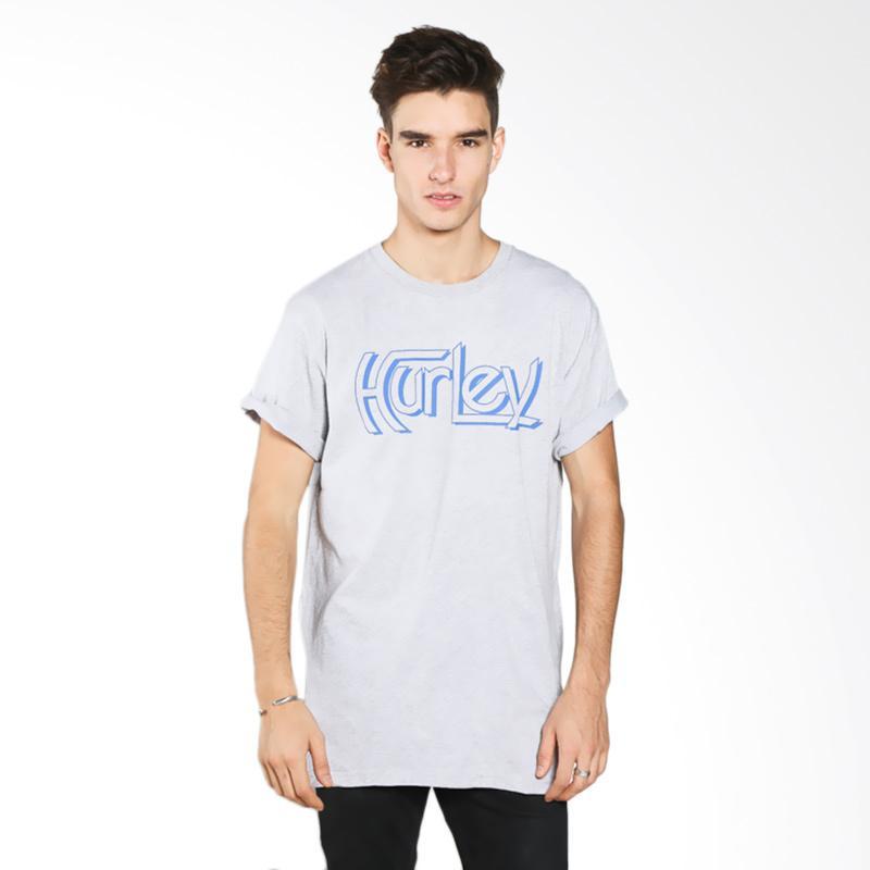 Hurley AMTSORSH-HLG Original Seasonal Man T-shirt - Heather Light Grey Extra diskon 7% setiap hari Extra diskon 5% setiap hari Citibank – lebih hemat 10%