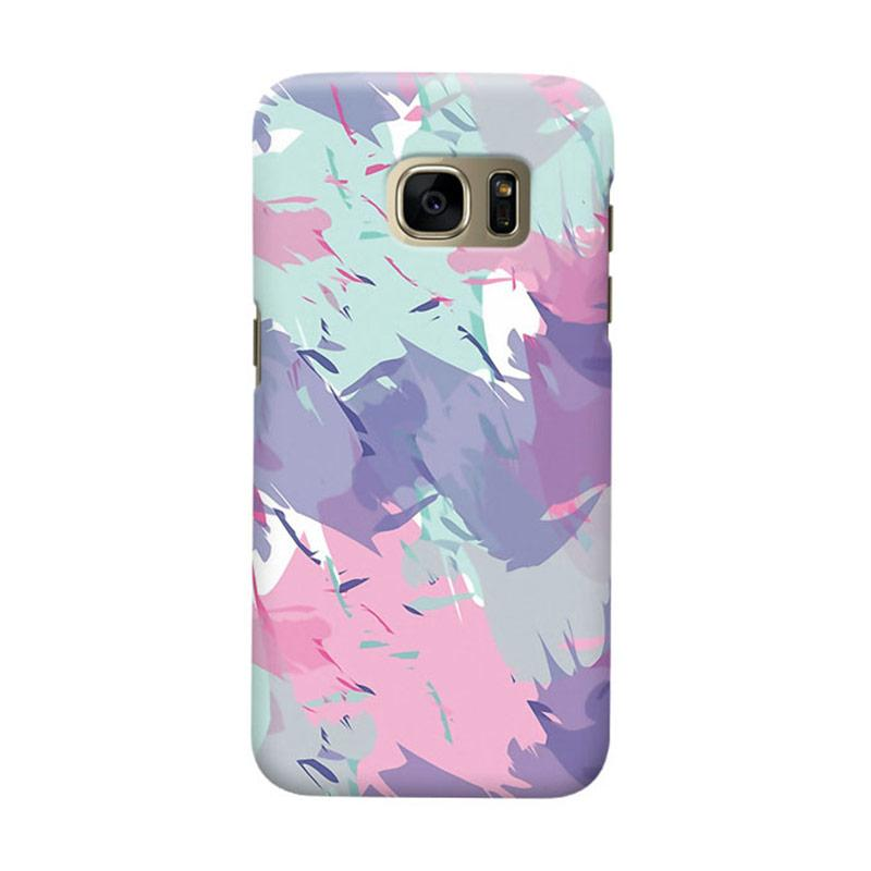 Indocustomcase Rue 2 Casing for Samsung Galaxy S6 Edge