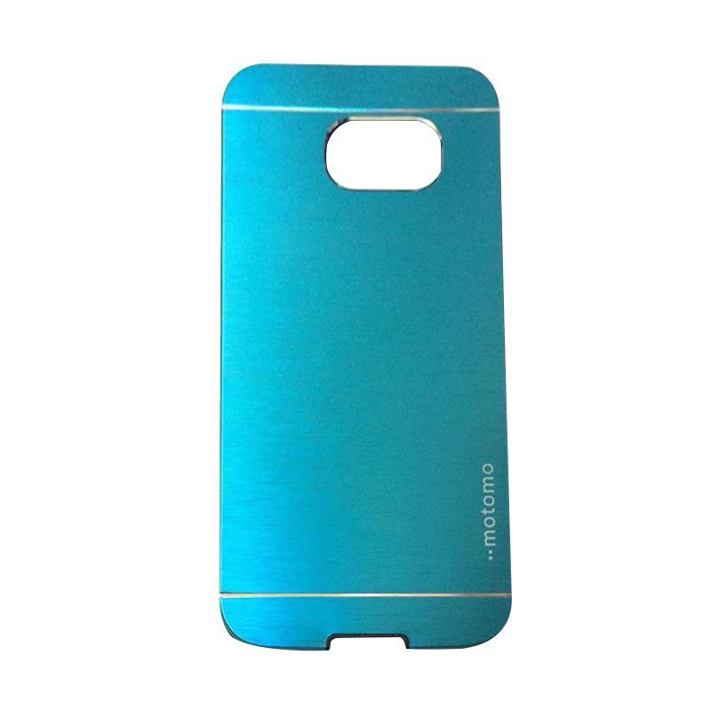 Motomo Metal Hardcase Backcase Casing for Samsung Galaxy S6 or G920 - Sky Blue
