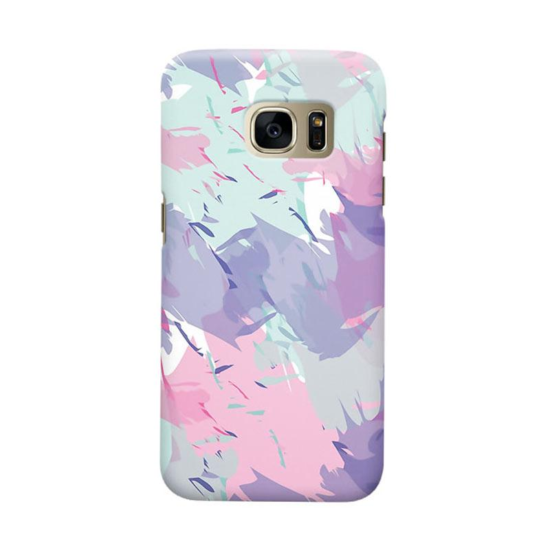Indocustomcase Rue 2 Cover Casing for Samsung Galaxy S7 Edge