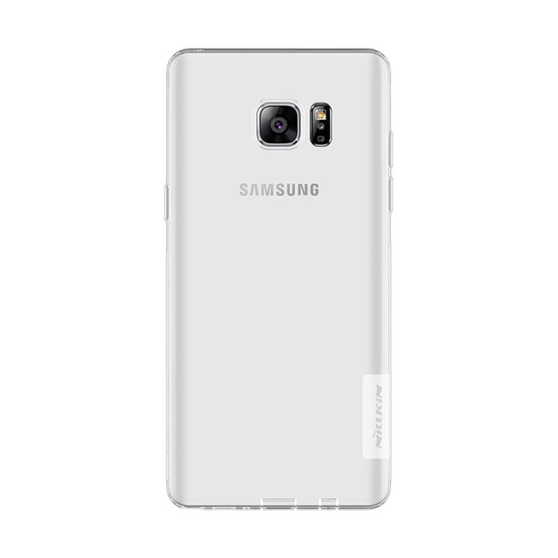 Nillkin Nature Ultrathin Original Casing for Samsung Galaxy Note 7/FE - Clear [0.6 mm]