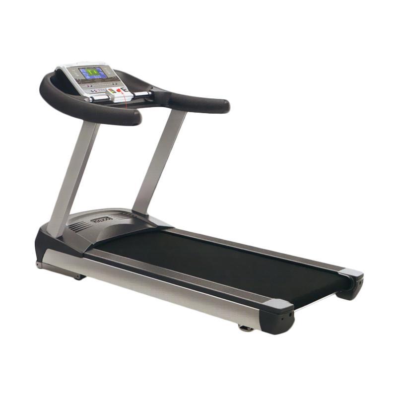 Total Fitness Treadmill Komersial TL21 Motor AC 3 HP Alat Fitness