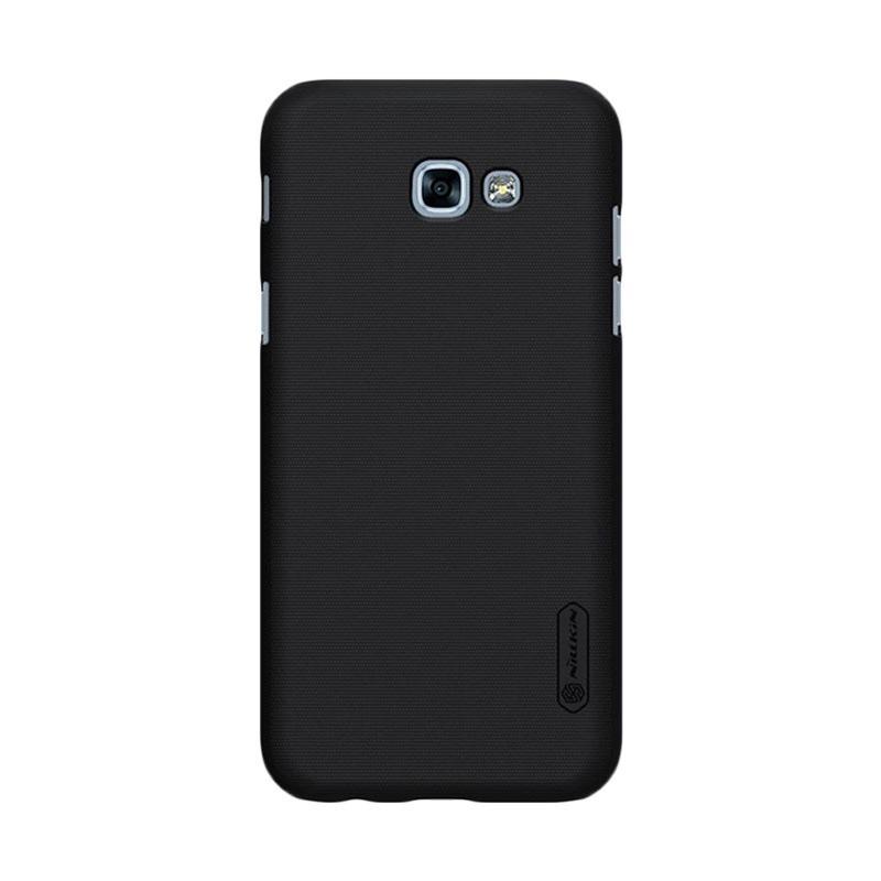 Nillkin Original Super Shield Hardcase Casing for Samsung Galaxy A3 2017 - Black