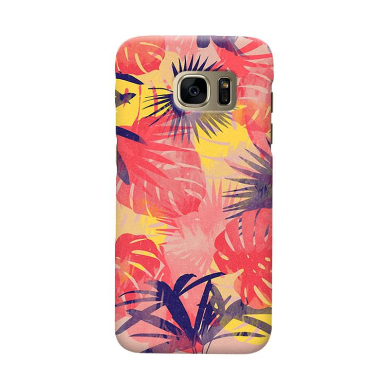 Indocustomcase Forest Cover Casing for Samsung Galaxy S7