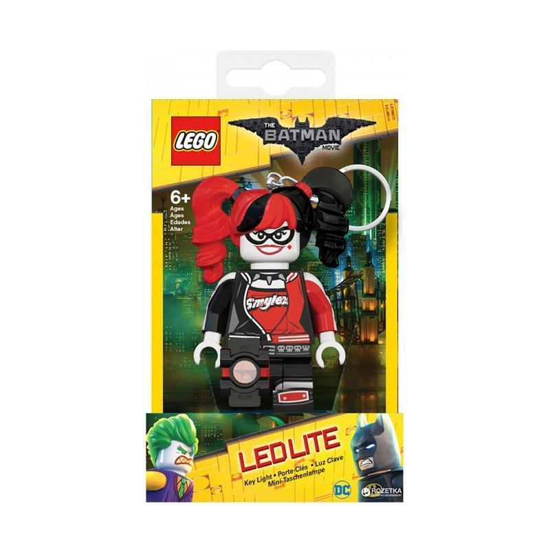 LEGO LEDLITE Super Heroes Batman Movie Harley Quinn LGL-KE107 Gantungan Kunci