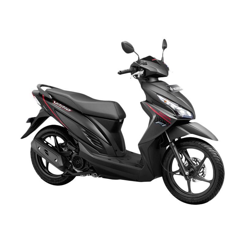 harga Honda New Vario 110 eSP CBS Sepeda Motor - Advance Matte Grey [OTR Kalimantan Barat] Blibli.com