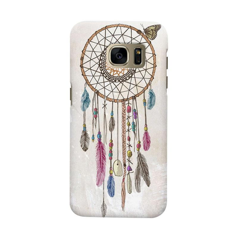 Indocustomcase Dreamcatcher Cover Casing for Samsung Galaxy S6