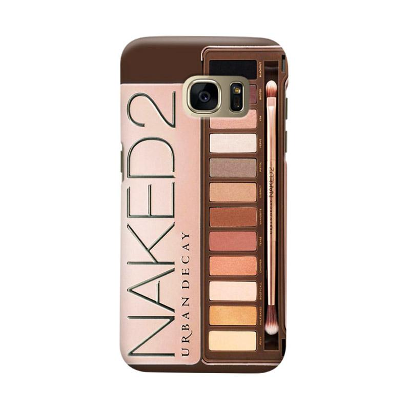 Indocustomcase Naked 2 Casing for Samsung Galaxy S7 Edge