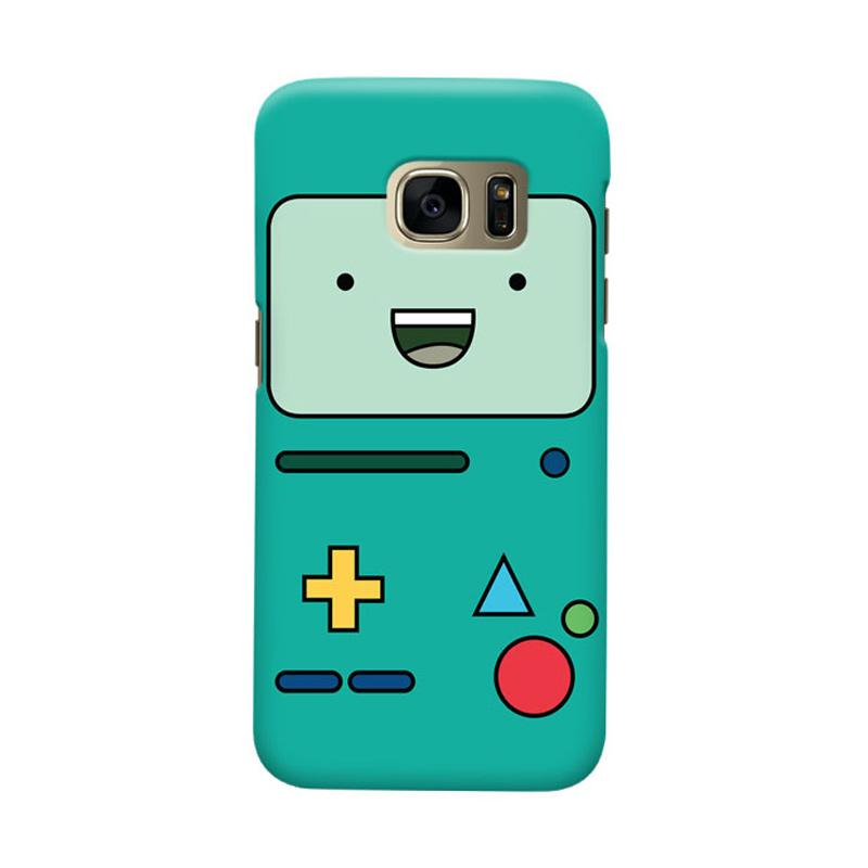 Indocustomcase Beemo Cover Casing for Samsung Galaxy S6 Edge