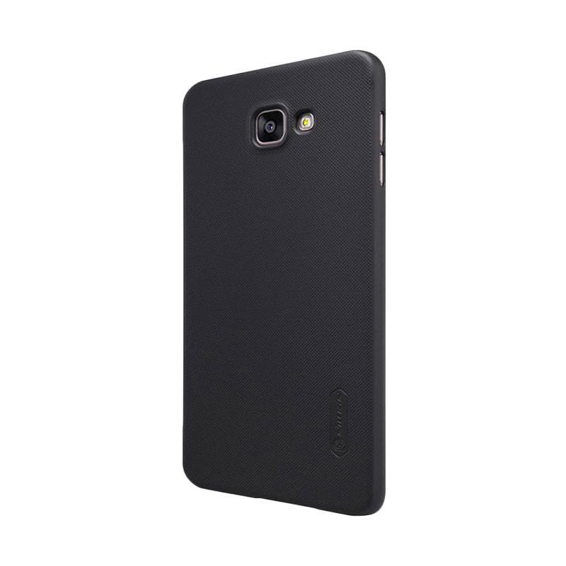 Nillkin Super Shield Original Hardcase Casing for Samsung Galaxy A9 Pro - Black [1 mm]