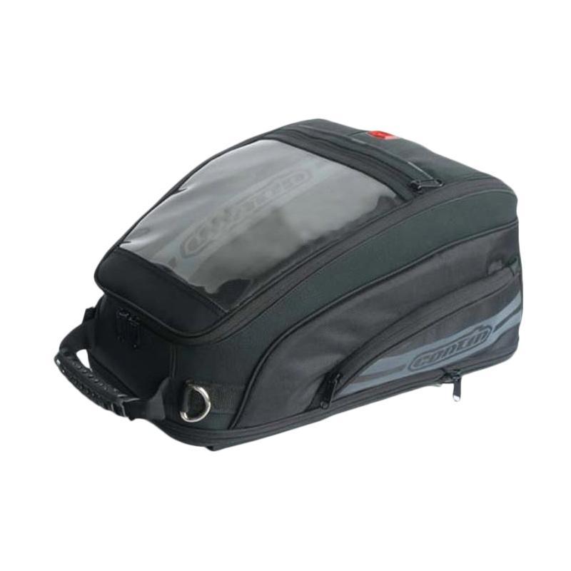 Contin Skipper Tank Bag Tas Tangki Motor - Hitam [BBR-CONTIN-SKIPPER-HITAM]