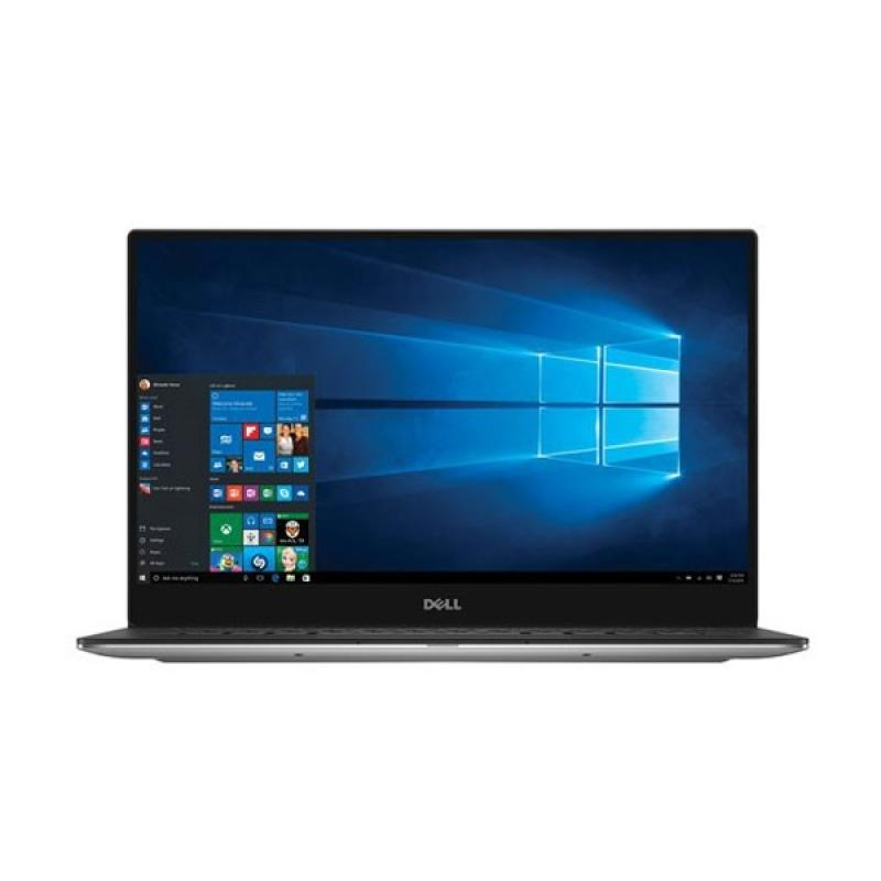 "DELL XPS 13-6200U Infinity Display Notebook - Silver [i5-6200U/8GB/256GB SSD/13.3"" QHD+/Touch/Win 10]"
