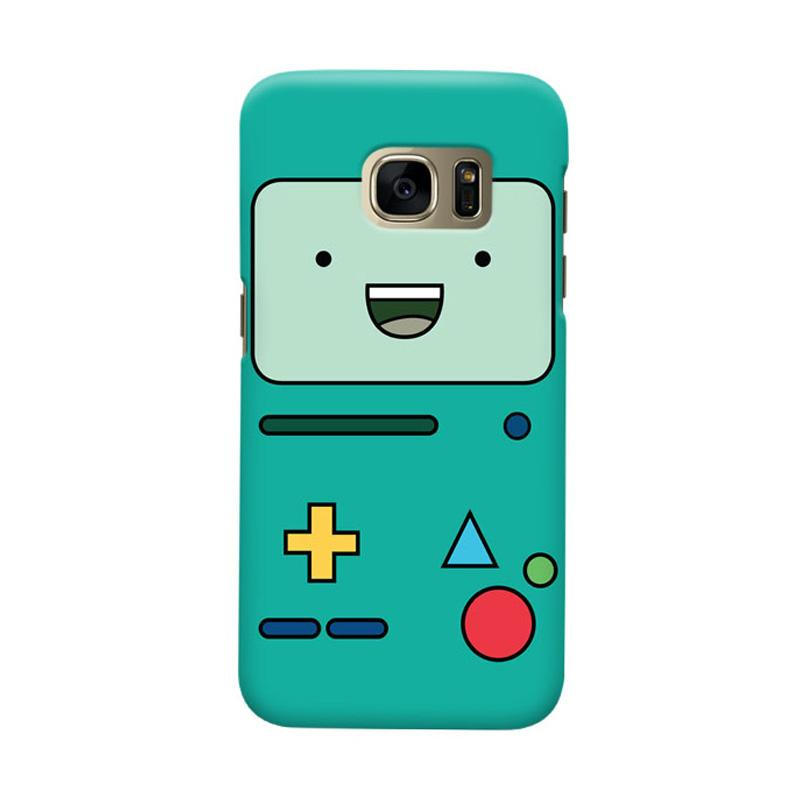Indocustomcase Beemo Cover Casing for Samsung Galaxy S7 Edge